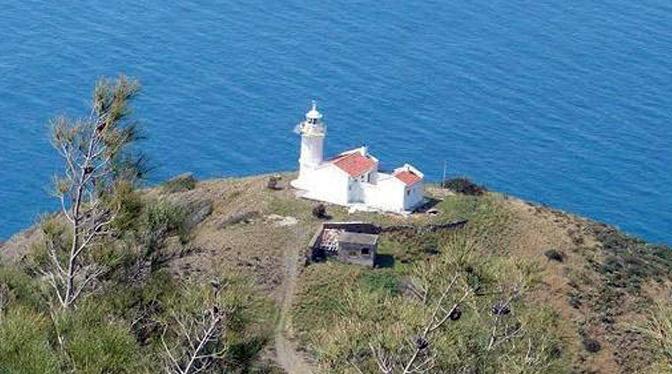 Hatay'da Tarih; Arsuz Deniz Feneri