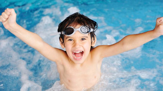 Çocuğunuzun Gözleri Havuzdan Çıkınca Kızarıyor mu?