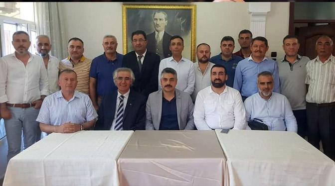 Kırıkhanlılar Kültür Derneği Hüseyin Karakulak ile devam dedi