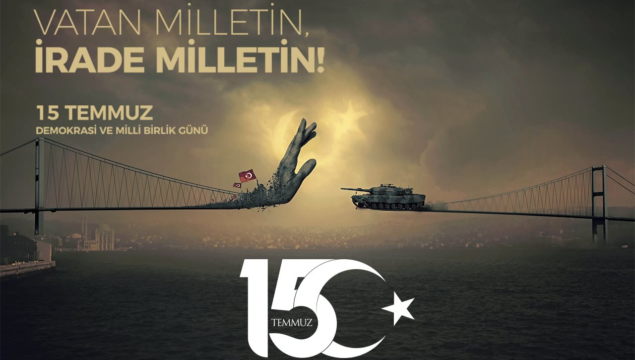 Vatan milletin, İrade milletin-VİDEO