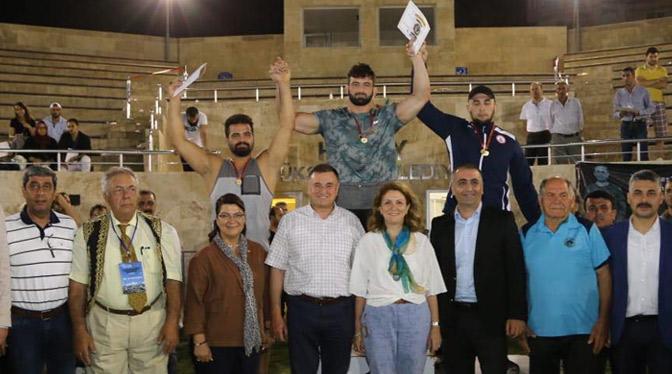 Aba Güreşinde Türkiye Şampiyonları Belli Oldu