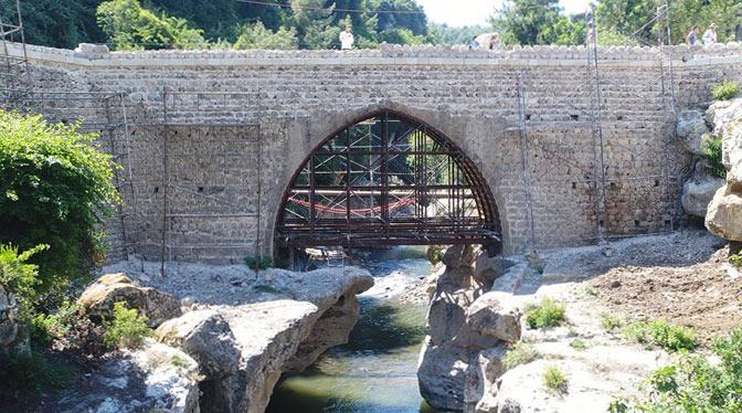 Batıayaz Köprüsünde Son Aşamaya Gelindi