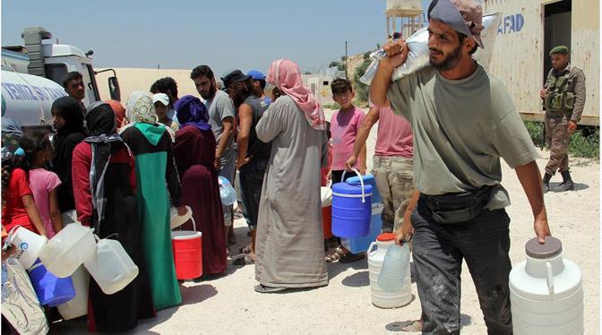 Ak Parti İl Başkanlarına Suriyeli talimatı