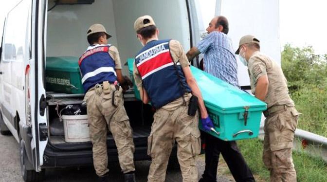Korkunç olay; Kıyıda başı ve kolları olmayan ceset bulundu