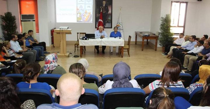 Belediye personeline daha iyi hizmet için eğitim verildi