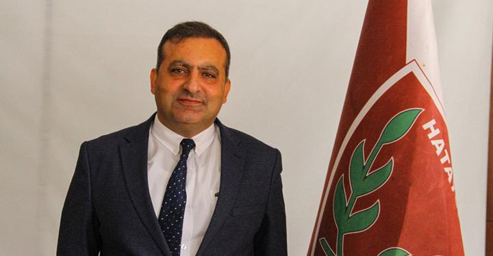 Başkan Tazearslan'dan Hatayspor Taraftara uyarı