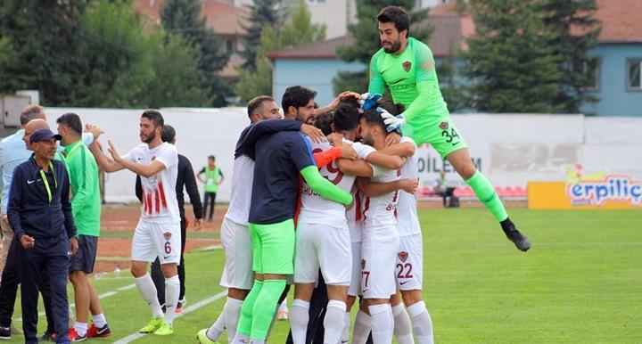 Osmanlıspor 0-1 Hatayspor