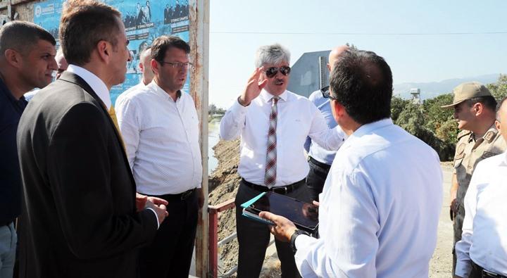 Samandağ-Arsuz yolu Eylül'de asfaltlanacak