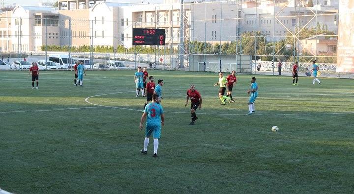 Şehit Gülşah Güler Demokrasi Futbol Turnuvası Başladı