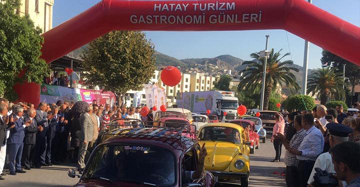İstanbul'da Hatay Günleri bu yıl yeniden yapılacak