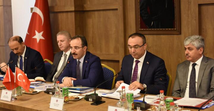 Suriye Güvenlik Koordinasyon Toplantısı yapıldı