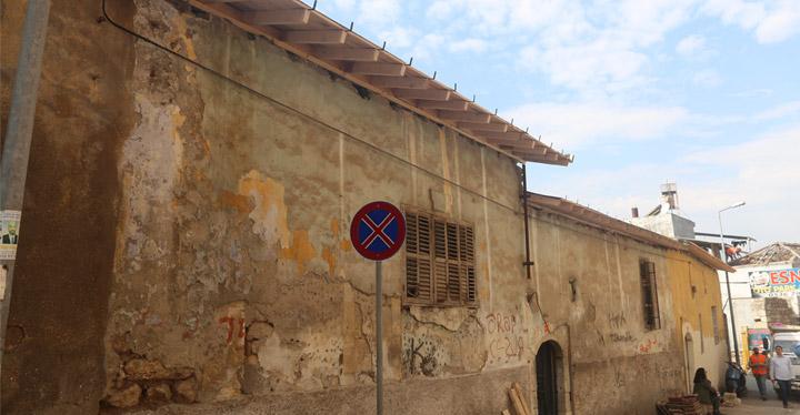 Büyükşehir Hatay'ın Tarihine Sahip Çıkıyor