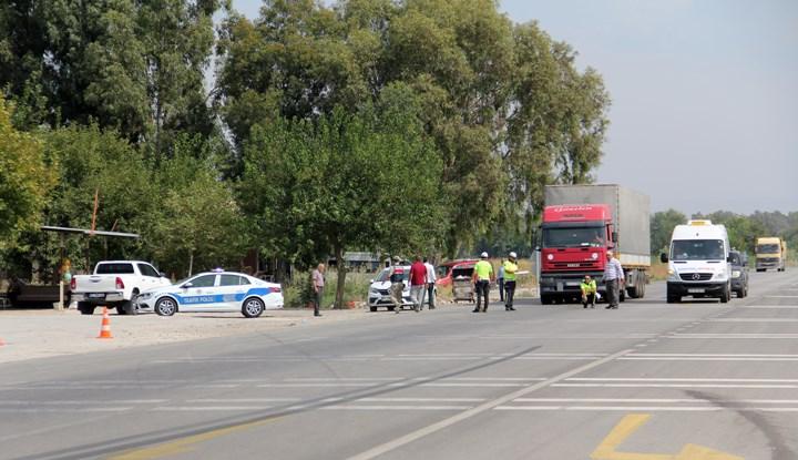 Kırıkhan'da trafik kazası: 1 ölü