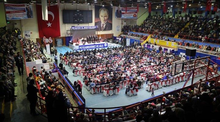 Antakya'da Mevlid-i Nebi Haftası programı