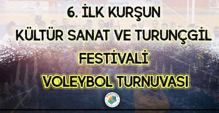 İlk Kurşun Festivali Voleybol Turnuvası
