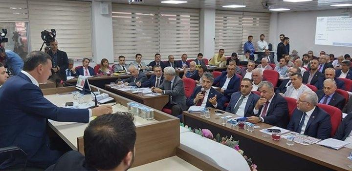 HBB Meclisi Kırıkhan'da bir araya geldi