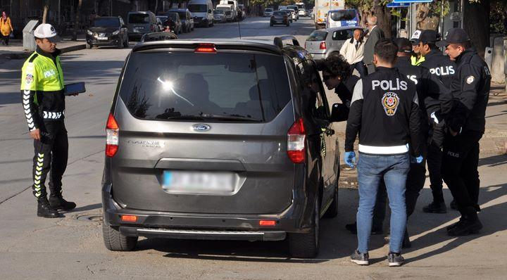 Polis 46 Ekiple genişletilmiş alan uygulaması yaptı