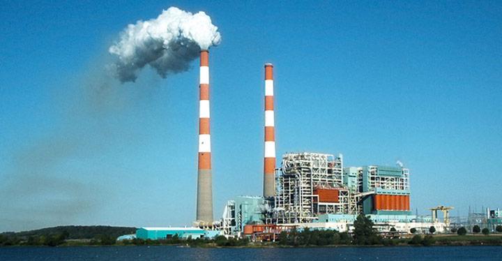 Erzinli Çevreciler Termik Santrali Durdurdu