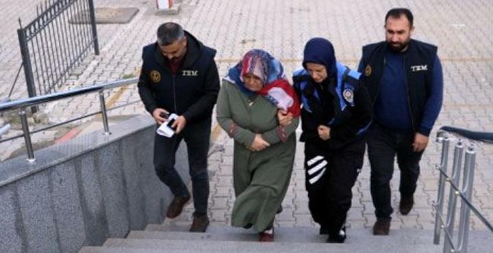 FETÖ'nin Hatay Milli Eğitim sorumlusu kadın yakalandı