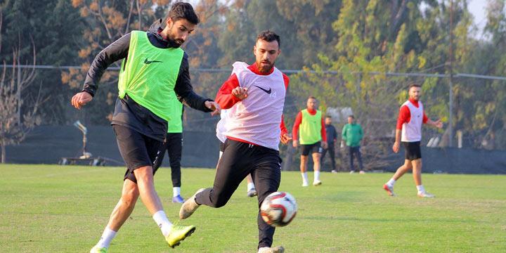 Hatayspor, Bursaspor maçına hazırlanıyor