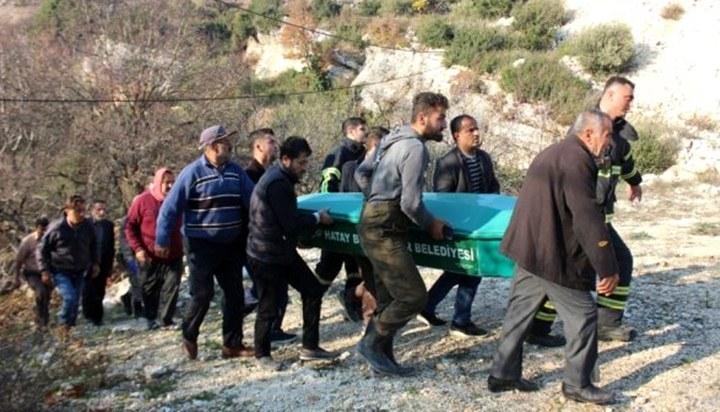 Yayladağı'nda kaza; 2 ölü, 2 yaralı