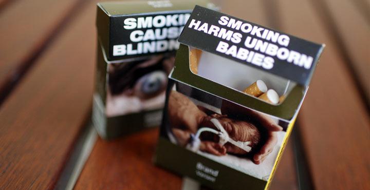 Sigarada düz ve tek paket uygulaması başladı
