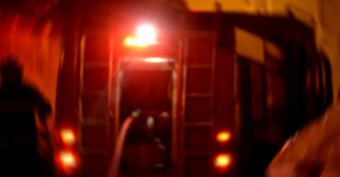 1 Yaşındaki bebek yangında hayatını kaybetti