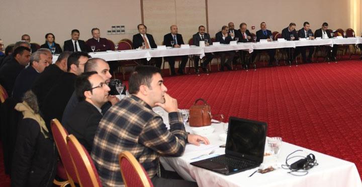 2020'nin ilk ASKOM toplantısı yapıldı