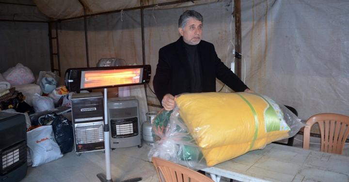 Elazığ'a anlamlı destek