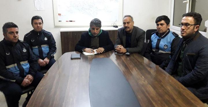 Kırıkhan Belediyesi Elazığ için yardım masası oluşturdu