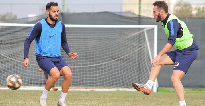 Hatayspor, Giresunspor maçı hazırlıklarını sürdürüyor