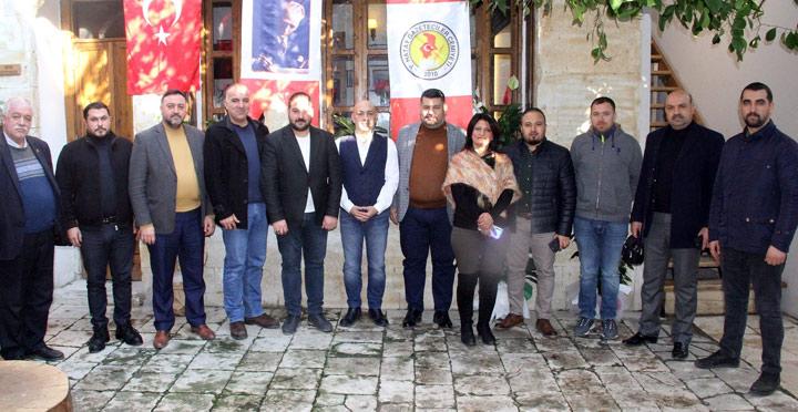 Kenan Türkmen'den Hgc'ye Ziyaret