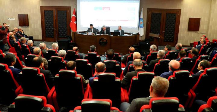 İl Koordinasyon Kurulu toplantısı gerçekleşti