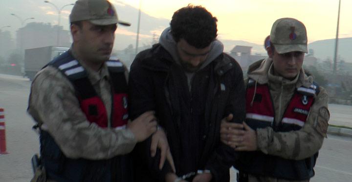 Hatay'da terör örgütü üyesi 1 kişi yakalandı