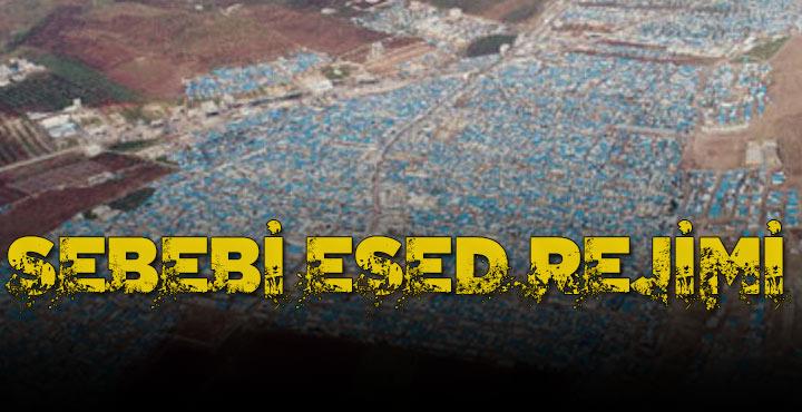 MSB Paylaştı; Sebebi Esed rejimi