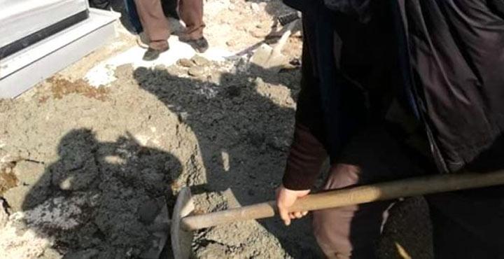 Morgda cenazeler karışınca mezar yeniden açıldı