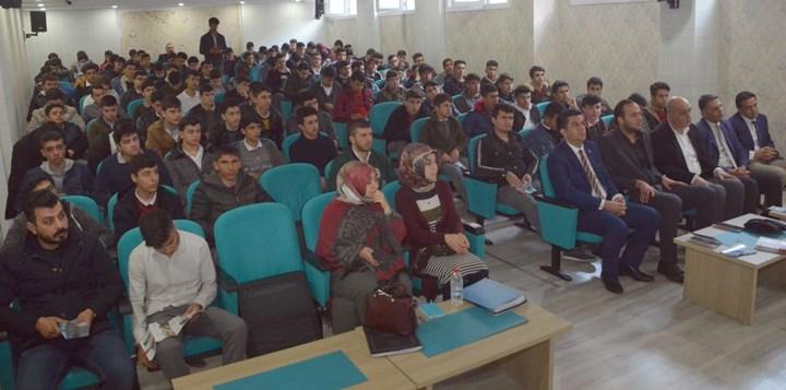 Okullarda deprem seminerleri başlatıldı