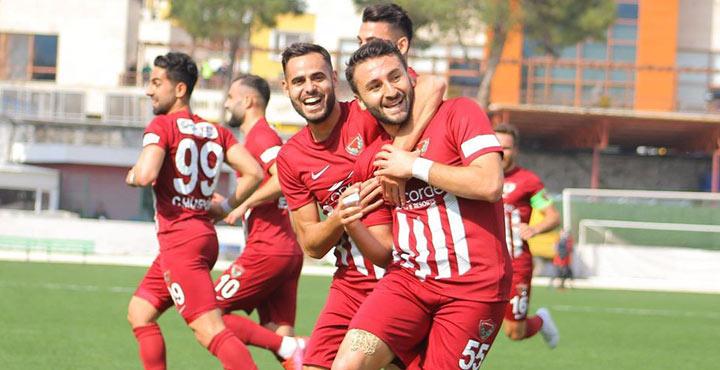 Hatayspor 1-0 Osmanlıspor