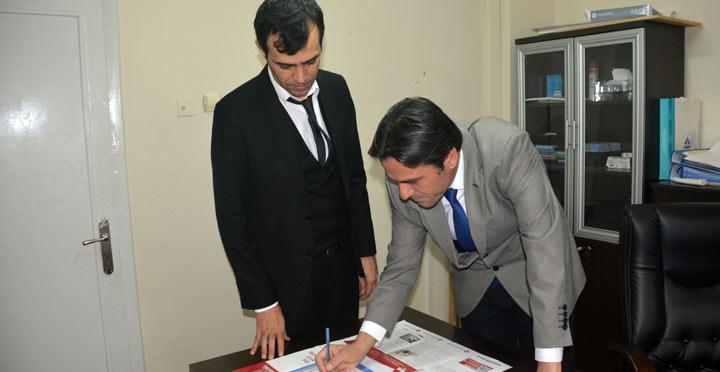 Kırıkhan Belediyesi deprem komisyonu kurdu