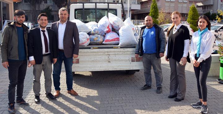 Antakya Belediyesinden Omurilik Felçliler Derneğine destek