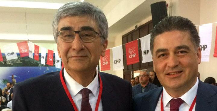 CHP Hatay İl Başkanı Ramiz Parlar oldu