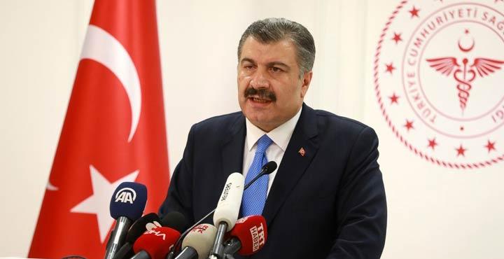 Sağlık Bakanı Koca toplantı sonrası açıklama yaptı