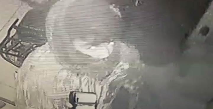 İşyerinden 13 Bin lira para çalan hırsız güvenlik kameralarına yakalandı