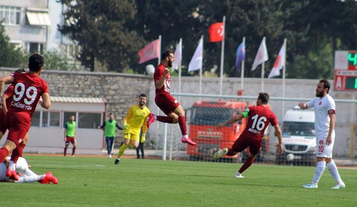 Hatayspor 2-0 Ümraniyespor
