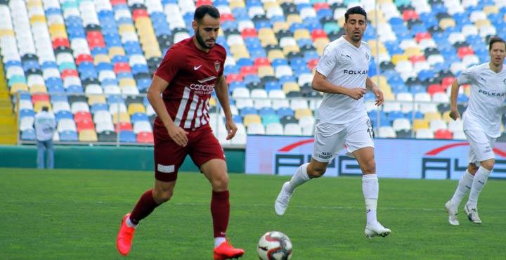 Hatayspor, İzmir'de 3 puan bıraktı