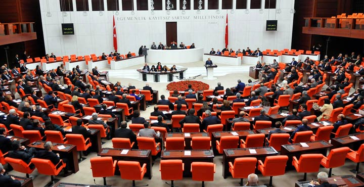CHP Hatay Milletvekili Kırıkhan için soru önergesi