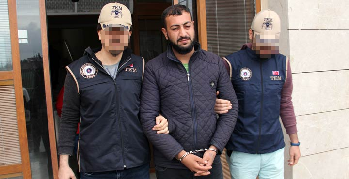 Kırıkhan'da gözaltına alınan PKK/YPG üyesi 1 kişi tutuklandı