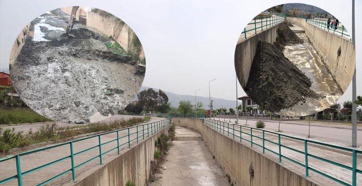 Payasta Kanal Temizliği