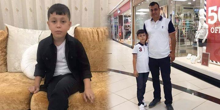 9 Yaşındaki Azmi Efe Kalp Krizi Sonucu Hayatını Kaybetti