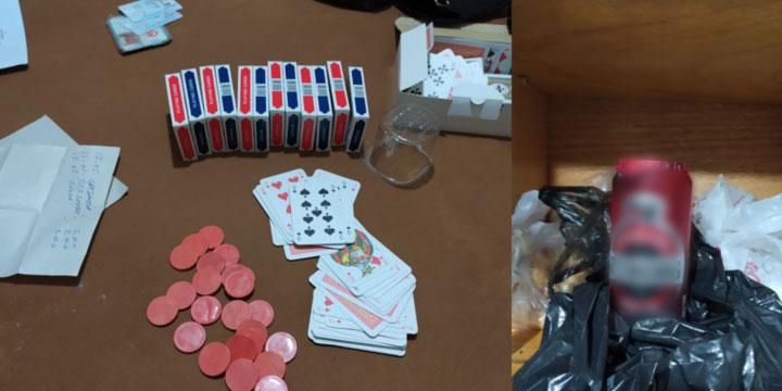 Kumar Oynayan Şahıslara 30.625 TL Para Cezası Kesildi